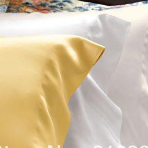 Silk Pillowcase, silk sheets