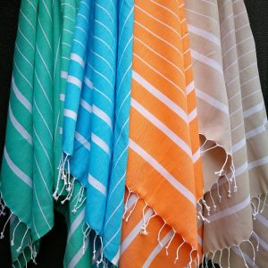 Turkish towel, beach towel, towel