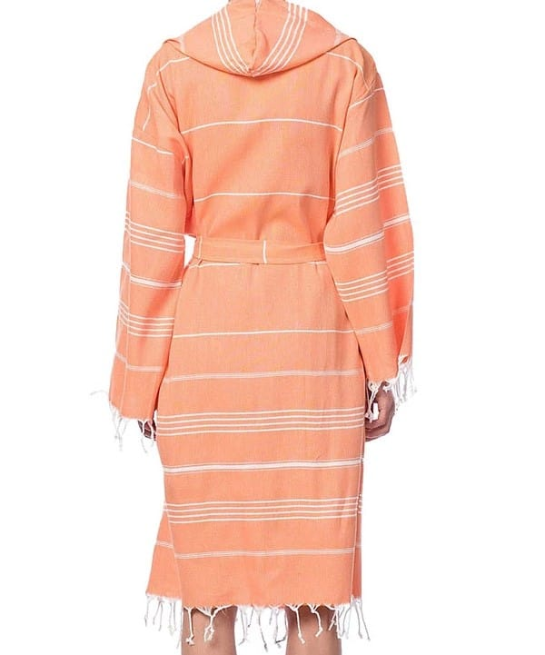 Robe Orange Back