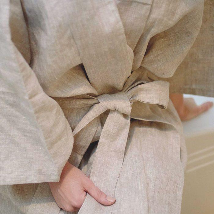 Robe closeup